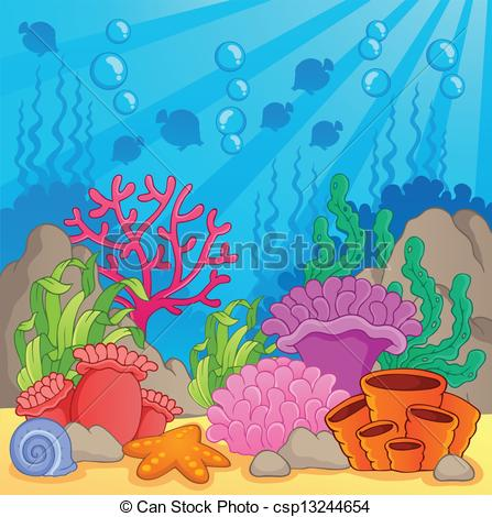 Reef clipart #16, Download drawings