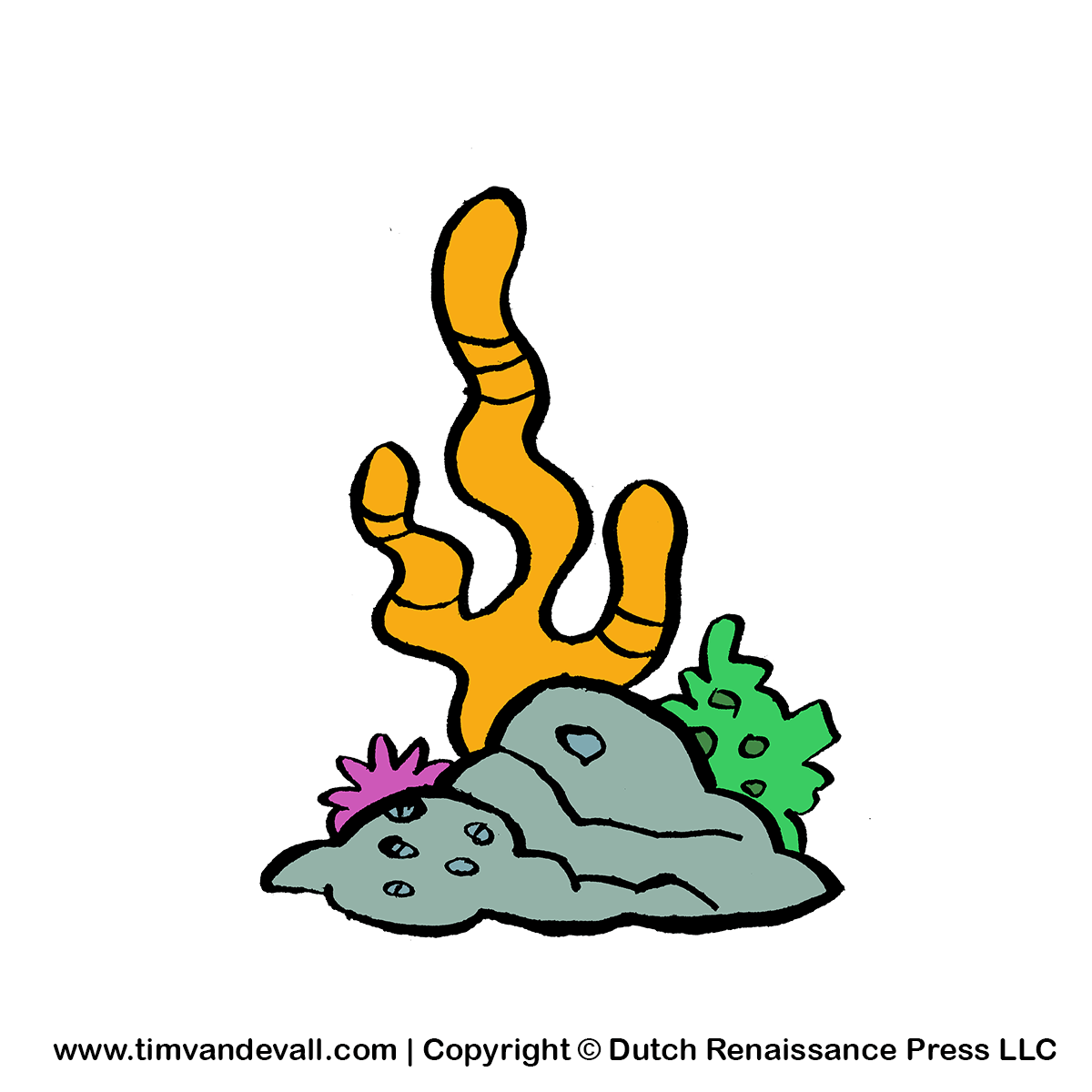 Reef clipart #5, Download drawings