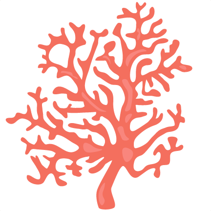 Coral svg #132, Download drawings