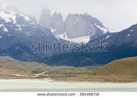 Cordillera Paine clipart #1, Download drawings