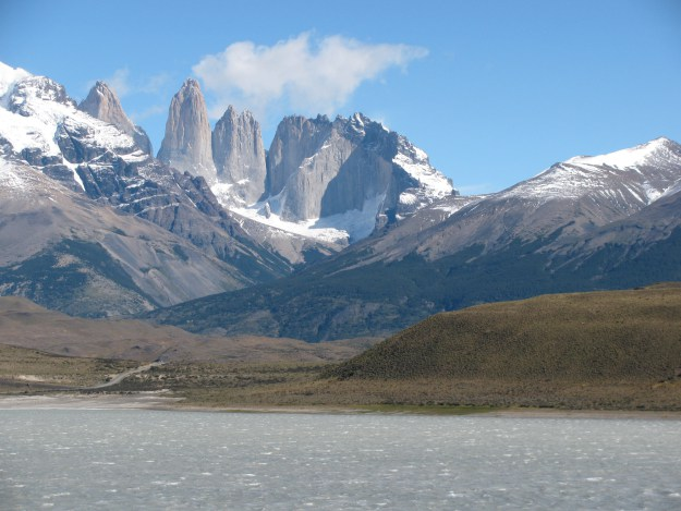 Cordillera Paine coloring #4, Download drawings