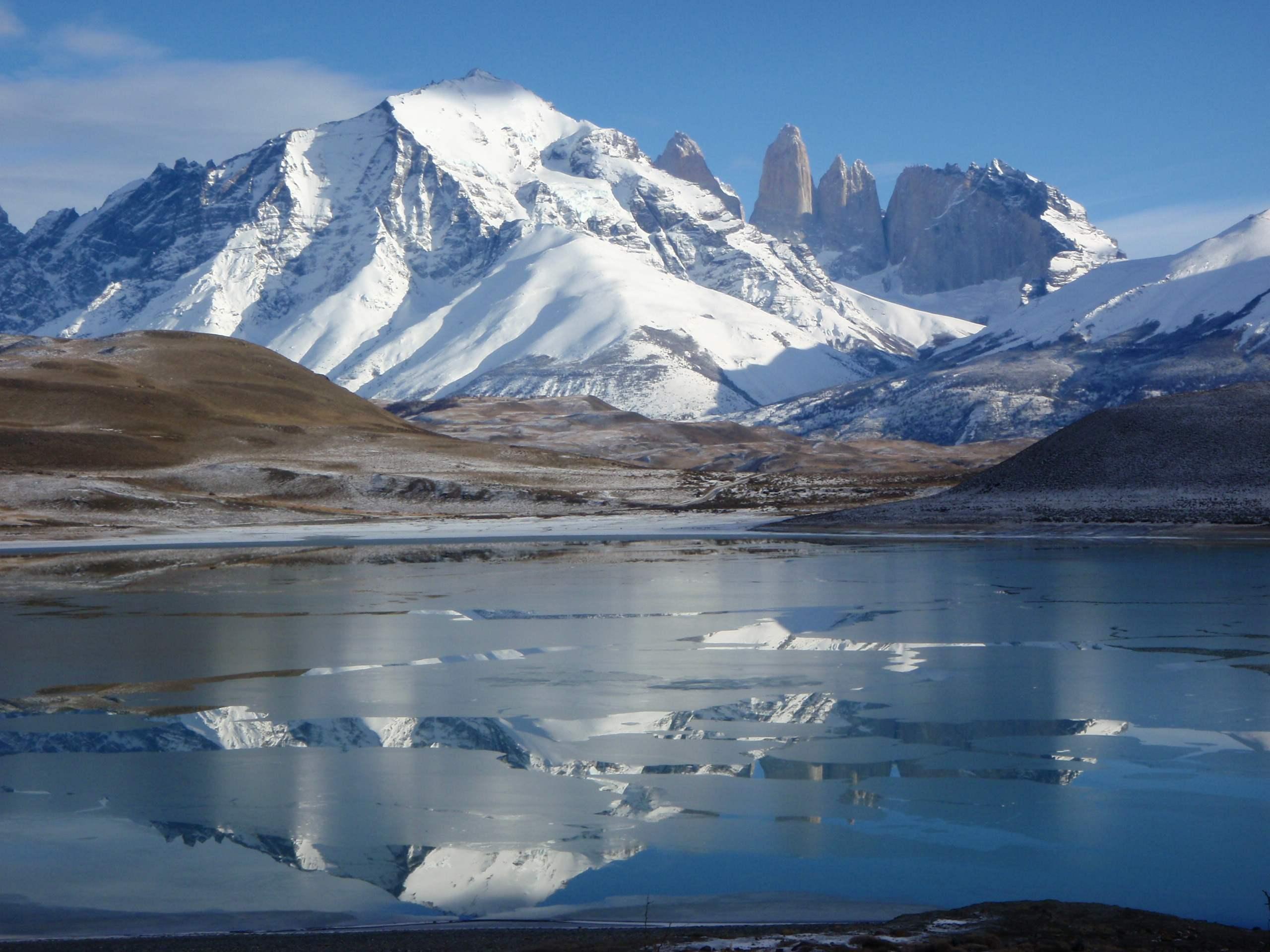 Cordillera Paine coloring #6, Download drawings