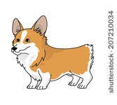 Corgi  clipart #11, Download drawings