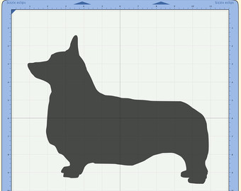 Corgi  svg #4, Download drawings