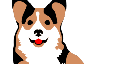 Corgi  svg #10, Download drawings