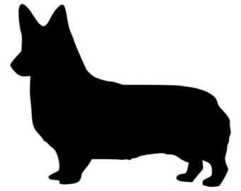 Corgi  svg #11, Download drawings