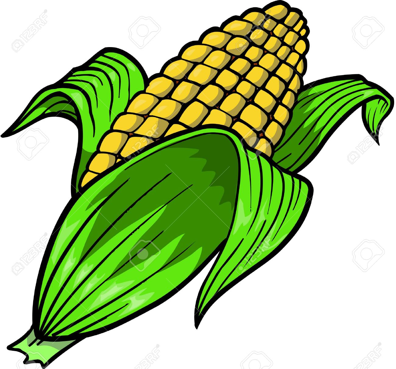 Corn clipart #12, Download drawings