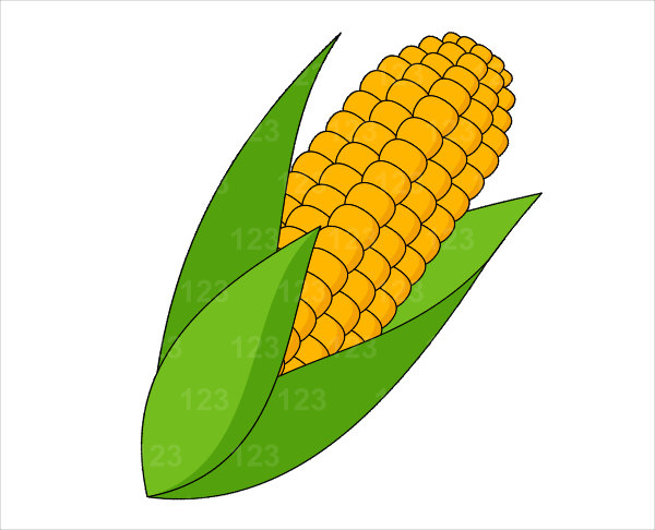 Corn clipart #9, Download drawings