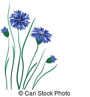 Cornflower clipart #19, Download drawings