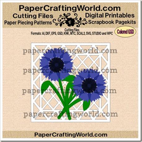 Cornflower svg #13, Download drawings