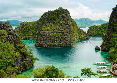 Coron Island clipart #4, Download drawings