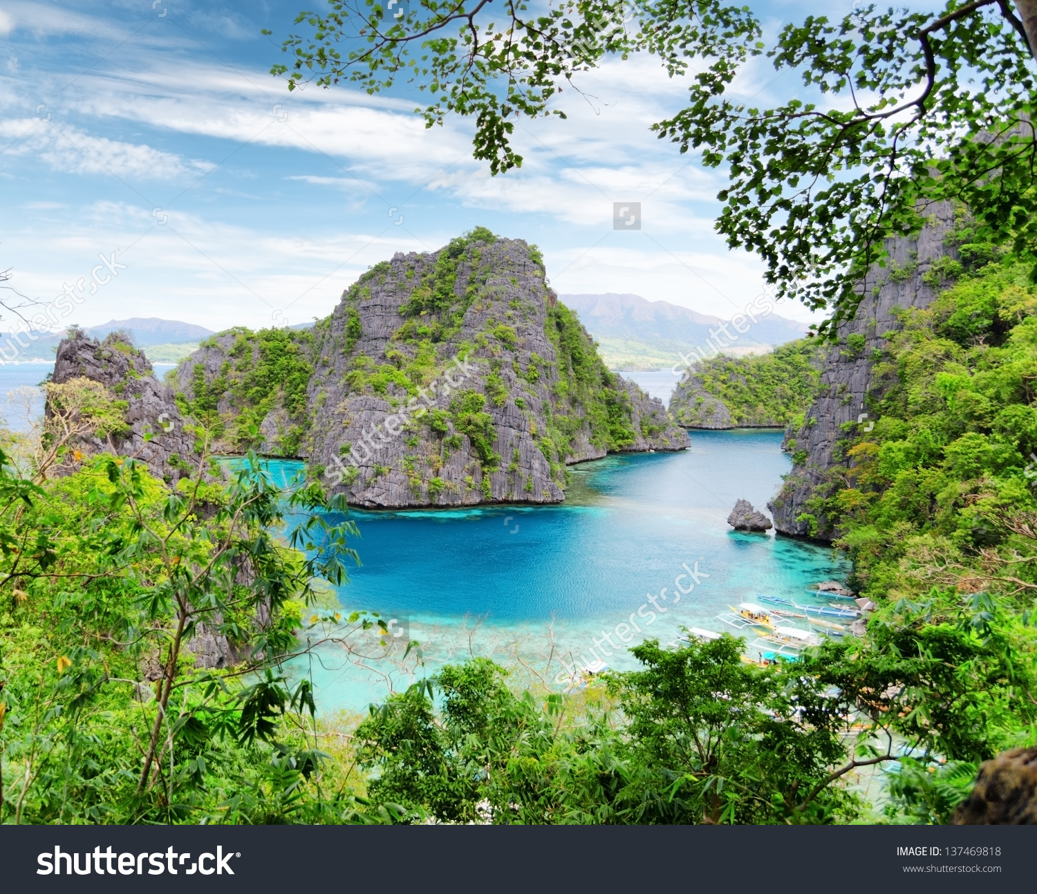 Coron Island clipart #7, Download drawings