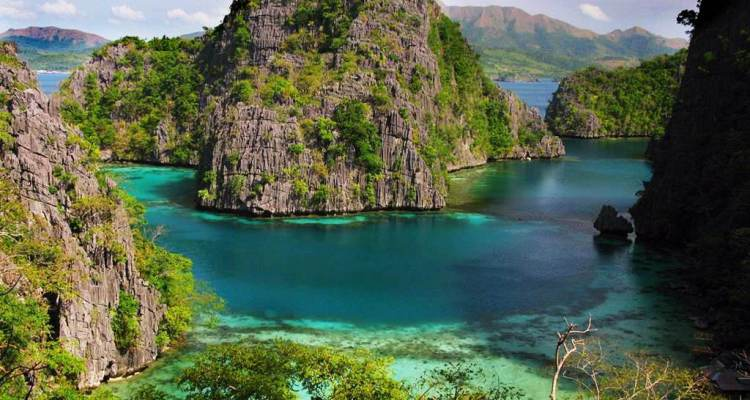 Coron Island coloring #1, Download drawings