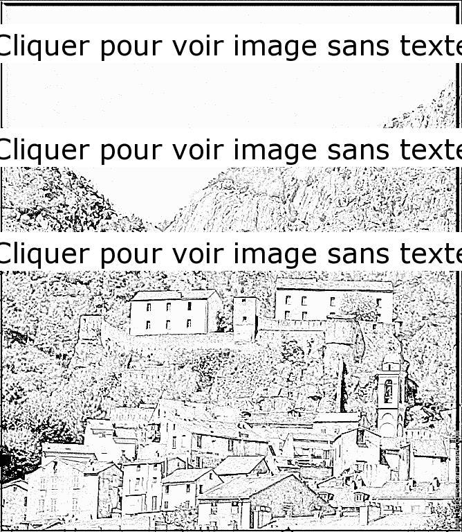 Corsica coloring #7, Download drawings