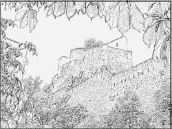 Corsica coloring #18, Download drawings