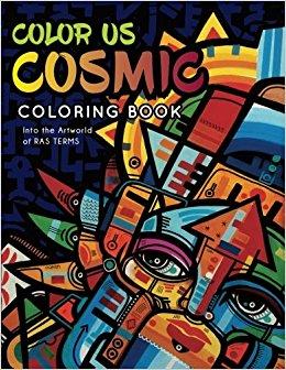 Cosmic coloring #10, Download drawings