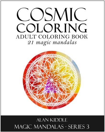 Cosmic coloring #6, Download drawings