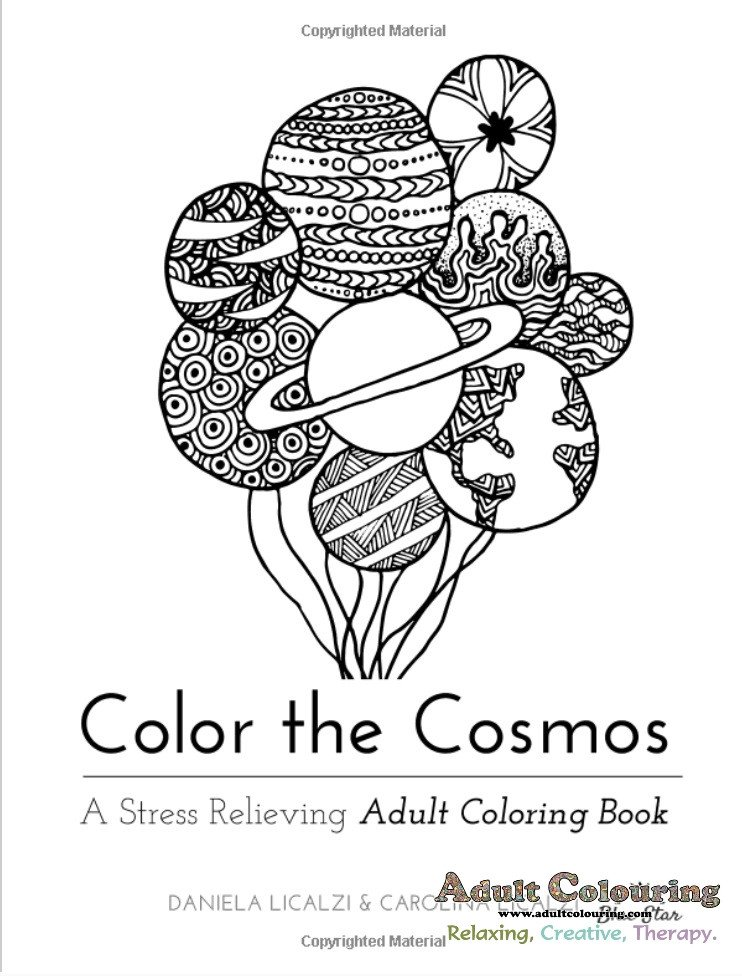 Cosmos coloring #15, Download drawings