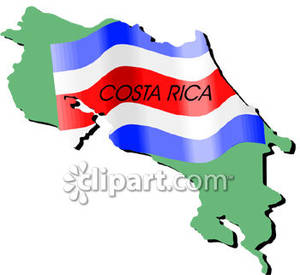 Costa Rica clipart #19, Download drawings