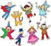 Costume clipart #16, Download drawings