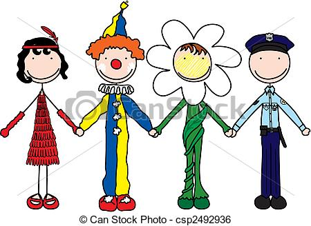 Costume clipart #9, Download drawings