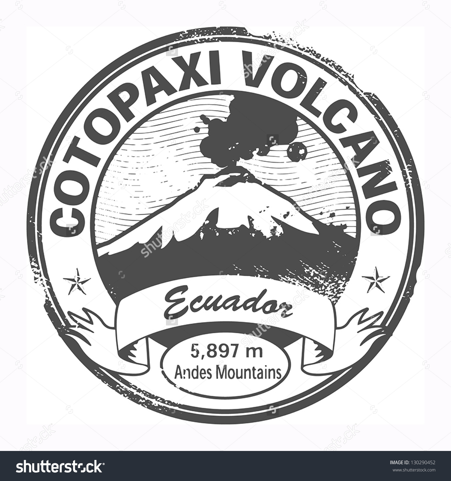Cotopaxi clipart #2, Download drawings