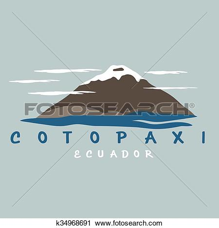 Cotopaxi clipart #5, Download drawings