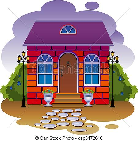 Cottage clipart #15, Download drawings