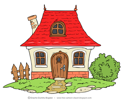 Cottage clipart #1, Download drawings