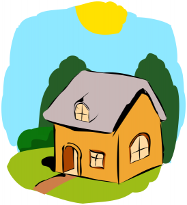 Cottage clipart #6, Download drawings
