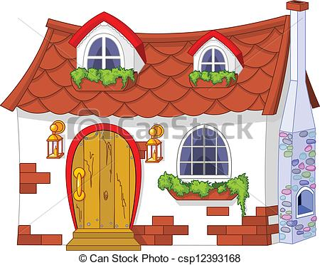 Cottage clipart #2, Download drawings