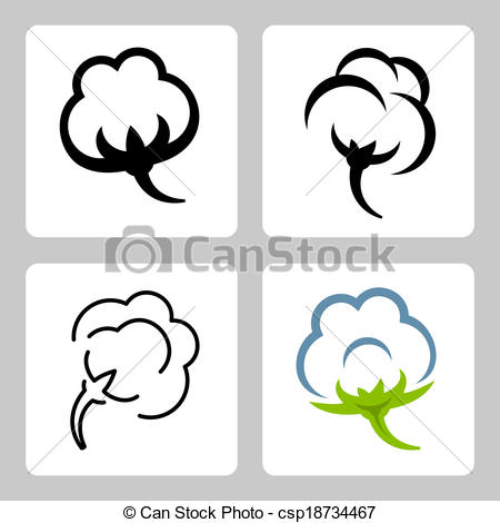 Cotton clipart #1, Download drawings