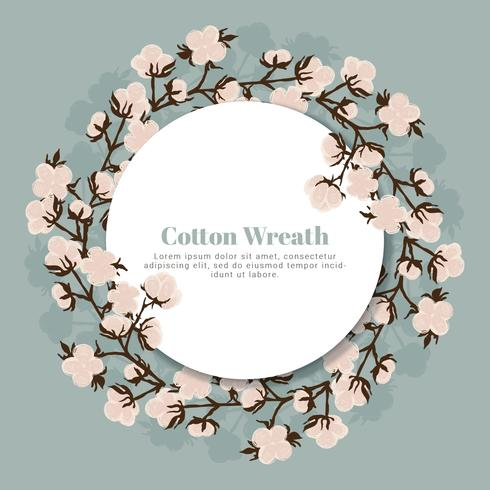 cotton wreath svg #225, Download drawings