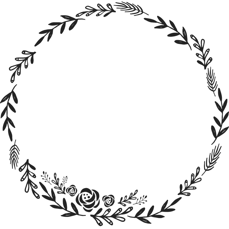 cotton wreath svg #224, Download drawings