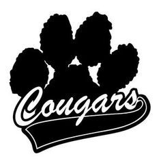 Cougar clipart #14, Download drawings