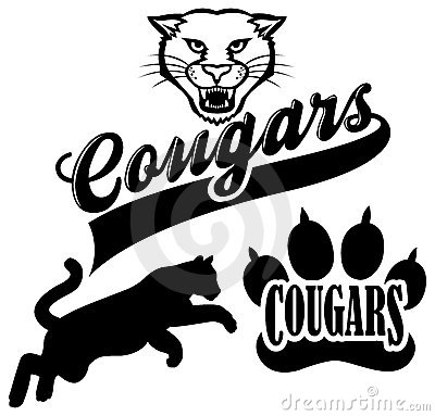 Cougar clipart #5, Download drawings