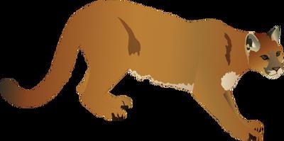 Cougar svg #1, Download drawings