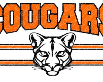 Cougar svg #17, Download drawings