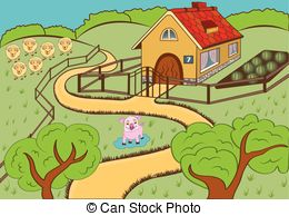 Countryside clipart #15, Download drawings