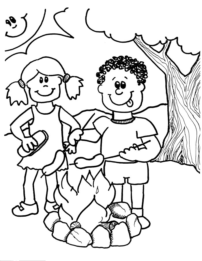 Countryside coloring #8, Download drawings