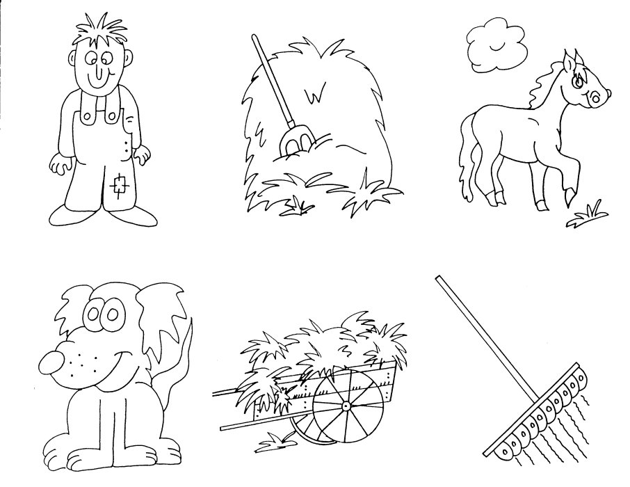 Countryside coloring #18, Download drawings