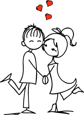 Couple clipart #15, Download drawings