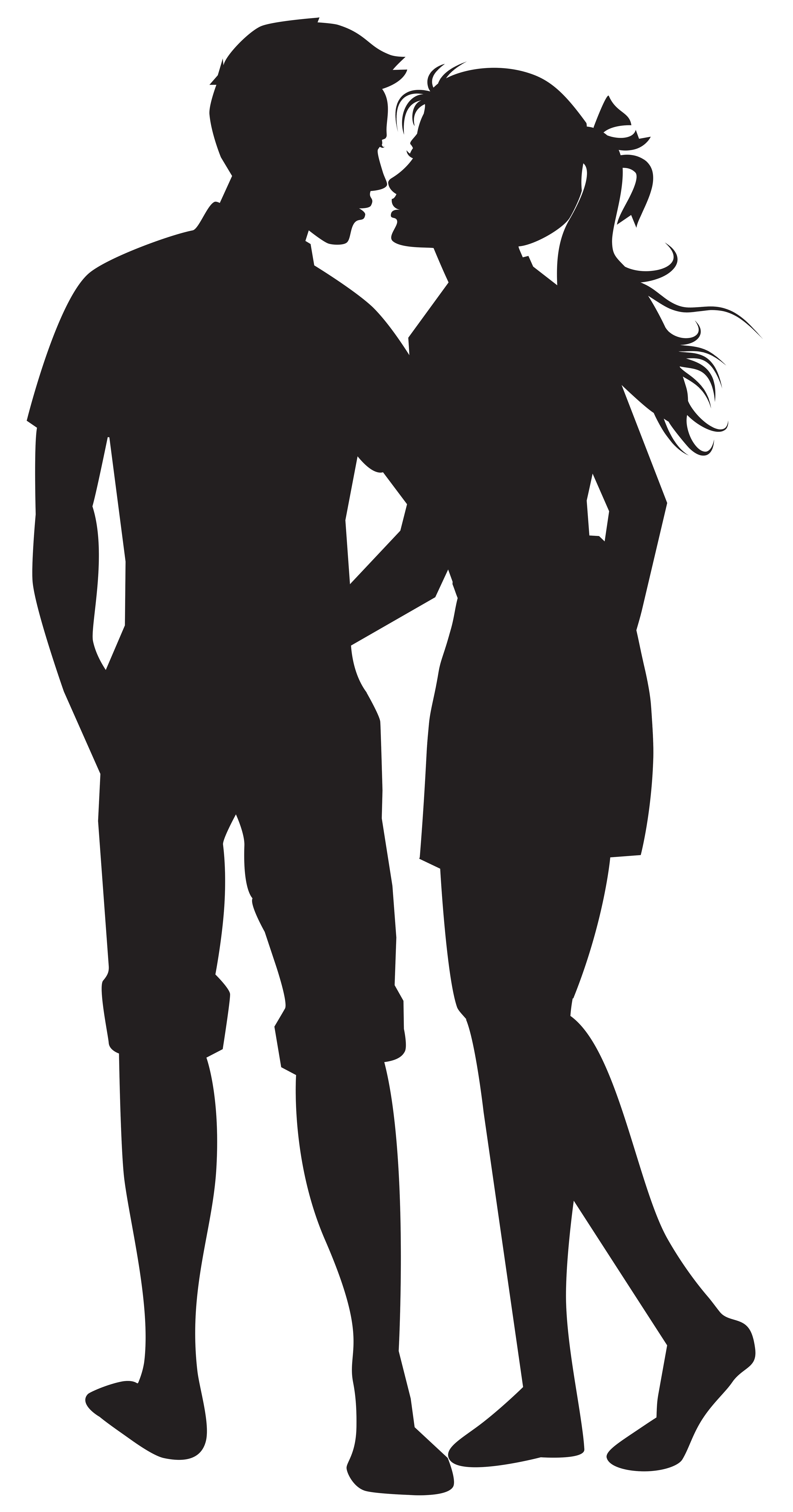 Couple clipart #1, Download drawings