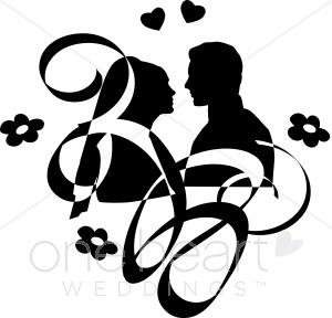 Couple clipart #4, Download drawings