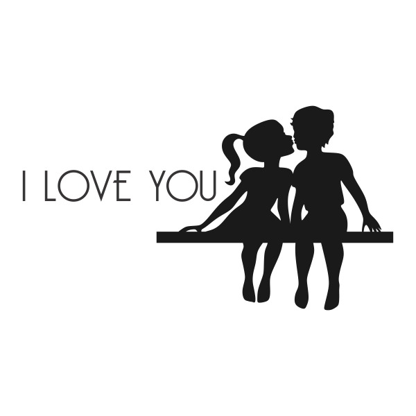 Couple svg #1, Download drawings