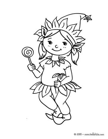 Courtesan coloring #2, Download drawings