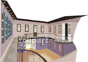 Courtyard clipart #4, Download drawings