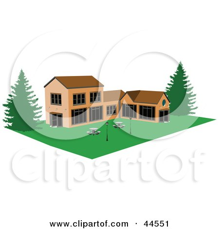 Courtyard clipart #3, Download drawings
