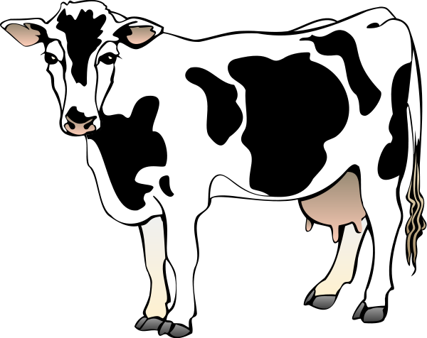 Cow clipart #18, Download drawings
