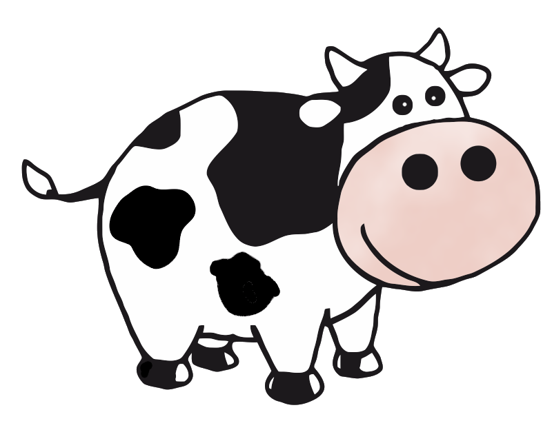 Cow clipart #13, Download drawings